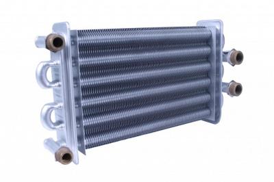 Битермический теплообменник 24 кВт (АА10070014) Electrolux BASIC до 2010 г Electrolux комплектующие для отопительного оборудования (Электролюкс) Теплообменники